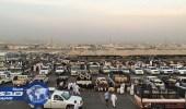 بالصور.. أمانة الرياض: إقبال كبير على الأضاحي في سوف الأنعام