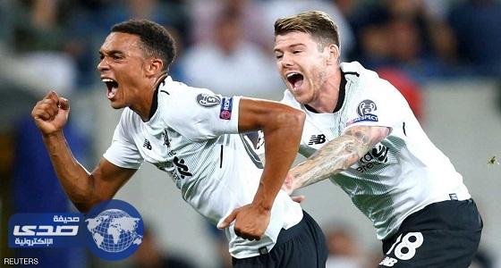 """ليفربول يفوز على هوفنهايم ويقترب من بلوغ دور المجموعات بـ """" أبطال أوروبا """""""