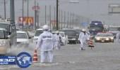 اليابان تخلي المنازل وتحذر من كوارث طبيعية