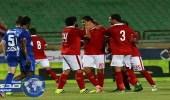 الأهلي يفوز على سموحة ويواجه المصري في نهائي كأس مصر