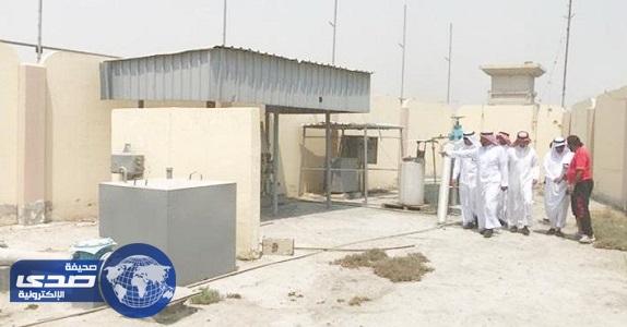 إعادة تأهيل خطوط وشبكات المياه في حي المسورة بالقطيف