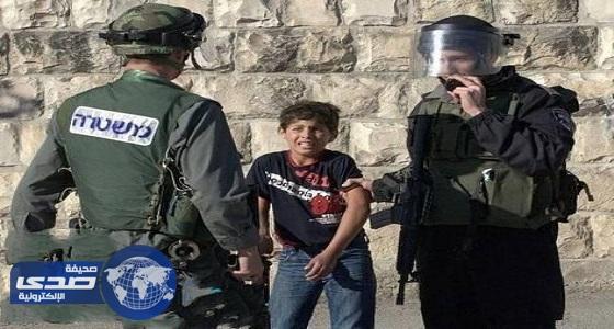 الاحتلال الإسرائيلي يعتقل طفلاً مقدسياً ويعتدي عليه بوحشية