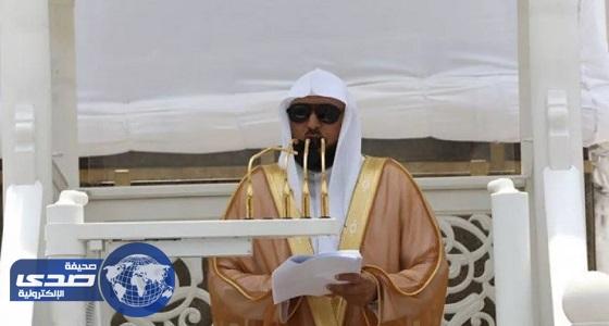 المعقيلي: الحج إخلاص وتوحيد.. ولا مجال للسياسية والشعارات