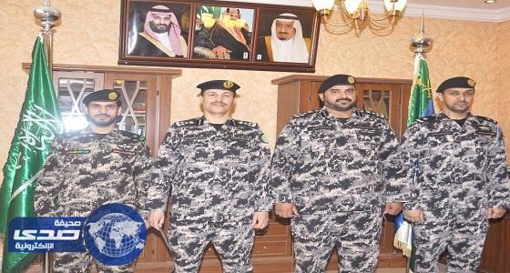 تكريم ضباط وأفراد بقوة أمن المنشآت بالمدينة المنورة