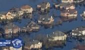 مياه الأمطار تغمر ولاية نيو أورليانز الأمريكية