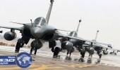 طائرات القوات الجوية الملكية تعبر آلاف الأميال