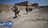 بالصور.. الجيش العراقي يخوض معركة دامية ضد داعش في العياضية