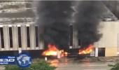 """بالفيديو.. انفجار فى مبنى بـ """" هيوستن """" الأمريكية"""