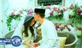 بالصور.. لاعب كرة قدم سابق يُعلن إسلامه ويتزوج أميرة