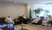 بالصور.. وكيل وزارة الشؤون الإسلامية يلتقي سفير المملكة في الكاميرون