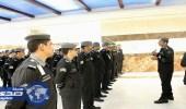 الغامدي يدشن الزي الجديد للعمليات الأمنية الموحدة 911 بمكة