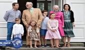 بالصور.. زوج ملكة الدنمارك يرفض أن يدفن بجوارها