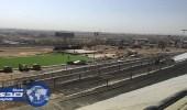 تجهيز مقر احتفالات بمحافظة خميس مشيط يتسع لعشرة الاف زائر للترفيه على المواطنين