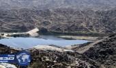 """مياه الباحة تفتح بوابات سد """" بيدة """" غداً للمزارع"""