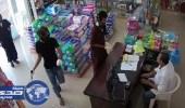 بالفيديو.. الإطاحة باثنين بتهمة السطو على إحدى الصيدليات في أحد