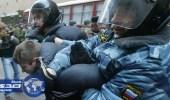 الشرطة الروسية تعتقل مشتبهًا به في تنفيذ هجوم على صحفي