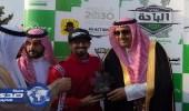 أمير منطقة الباحة يتوج الفائزين في سباق التحدي لصعود المرتفعات