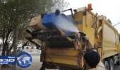 بلدية الشقيق ترفع ألف طن مخلفات