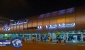 مطار القاهرة يرحل طفلا سودانيا تركه والده أثناء محاولة التسلل
