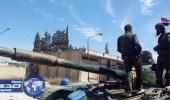 مقتل 3 وإصابة آخرون بنيران مدفعية النظام قرب دمشق