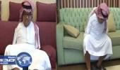 بالفيديو.. شاب سعودي يتغلب على إعاقته ويواصل تعليمه الجامعي