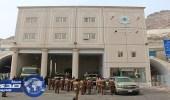 الفريق العمرو يفتتح 3 مراكز للدفاع المدني بجدة