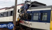إصابة 21 شخصا في تصادم قطارين شمال بولندا