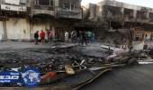 إصابة 5 أشخاص في انفجار عبوة ناسفة شمال بغداد