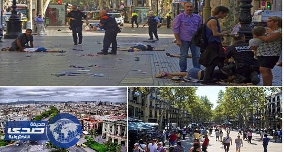 تفاصيل جديدة تكشف هوية منفذي حادث برشلونة