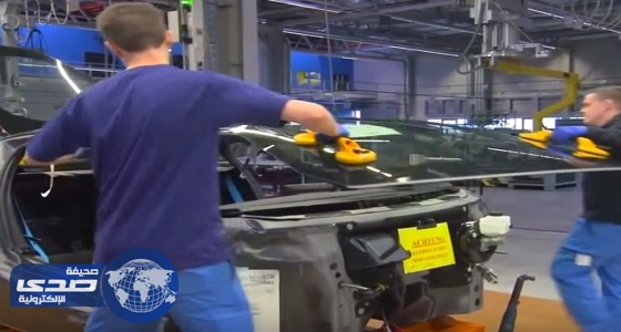 """بالفيديو.. طرق تجميع سيارات """" بي إم دبليو """" في ألمانيا"""