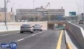 إغلاق جسر طريق الملك فهد المتقاطع مع شارع الظهران 11 الأحد