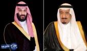 القيادة تعزي ملك إسبانيا في ضحايا حادث برشلونة الإرهابي