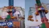 إصابة 21 طفلًا بسقوط لعبة هوائية في مدينة ملاهي برام الله