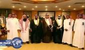نائب أمير الجوف يطلع على الجهود الخدمية لبلدية ومجلس بلدي أبو عجرم