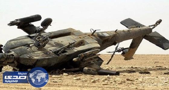 تحطم طائرة عسكرية أمريكية ومقتل طاقمها