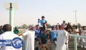 بالصور.. نادي الفروسية يقيم حفل سباقه الـ12 على كأس جامعة الملك عبدالعزيز
