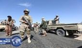 الجيش الوطني اليمني يحرر منطقة غرب تعز من الانقلابيين