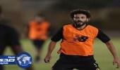 بالفيديو.. حسام غالي ومحمد فوزير يشعلان مران النصر