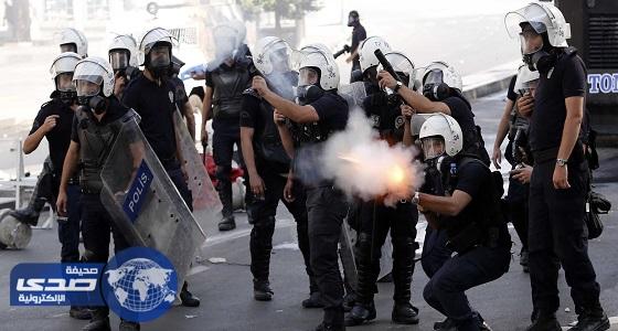 تركيا تفرق مظاهرة للأكراد تطالب بإطلاق سراح معتقلين