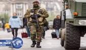الجيش البلجيكى يمدد بقاء قواته فى الشوارع لمواجهة الإرهاب
