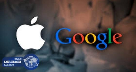 """جوجل تدفع لـ """" آبل """" 3 مليارات دولار"""