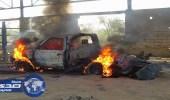 بالصور.. الجيش المصري يدمر وكرًا للعناصر الإرهابية بشمال سيناء