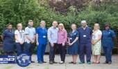 بالصور.. مريض يستأصل 10 أعضاء من جسده لمحاربة السرطان