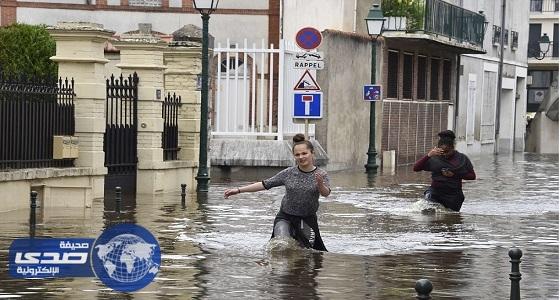 إنقاذ العشرات من فيضانات أيرلندا الشمالية