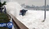 القنصلية تحذر المواطنين في هونج كونج من الإعصار