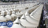 بالفيديو.. مميزات خاصة لخيام عرفات لتوفير أجواء إيمانية للحجاج