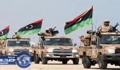 مقتل 10 من الجيش الليبي في هجوم إرهابي