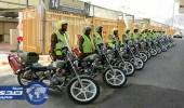 الدفاع المدني يجهّز دراجات نارية بأحدث التجهيزات لمباشرة أعمال الإطفاء