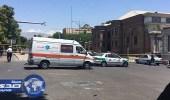 مصرع شخص وإصابة المئات في تسرب غاز الكلور جنوب إيران