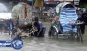 الأمطار الموسمية توقع 70 قتيلًا في الهند والنيبال
